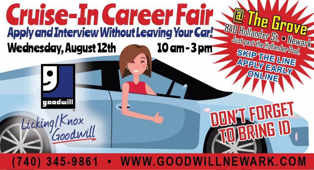 Cruise In Career Fair Feature