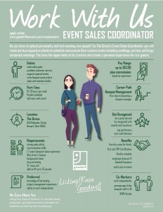 Event Sales Coordinator