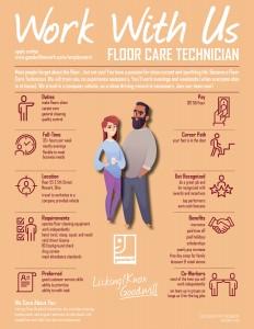 Floor Care Technician