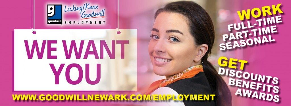 We want you web banner